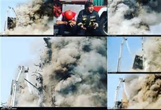 بمناسبت ایثار جانباختگان حادثه دلخراش پلاسکو تهران
